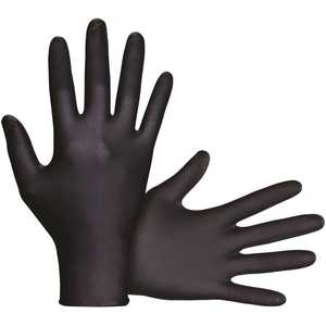 Disposable Gloves-Black Raven