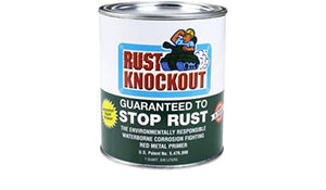 Rust Knockout-Quart
