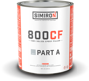 Simiron 800CF Epoxy Crack Filler