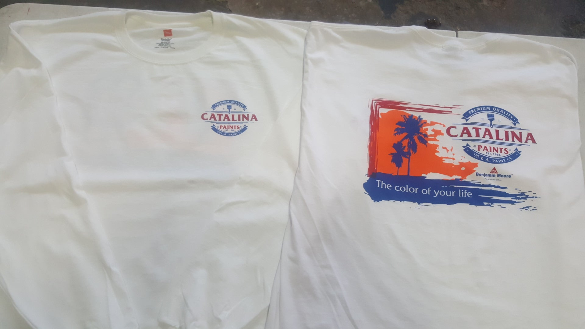 Catalina T-shirt