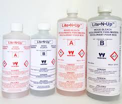 WoodKote Lite-N-Up Wood Bleach Kit