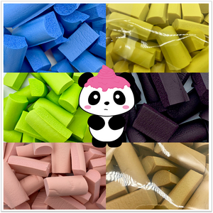 Squishy Foam Chunks - Slimy Panda Slime Shop