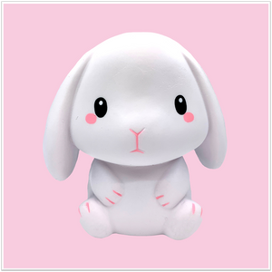 Adorable Bunny Squishy - Slimy Panda Slime Shop