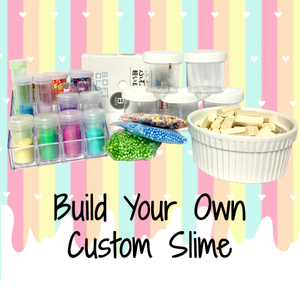 Build Your Own Custom Slime - Slimy Panda Slime Shop