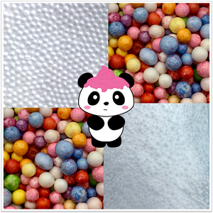 Foam Beads Pack - Slimy Panda Slime Shop