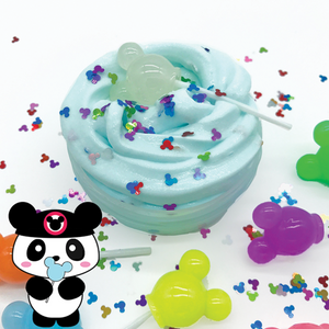Magic Kingdom Butter Slime - Slimy Panda Slime Shop