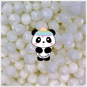 Marshmallow Beads - Big Bag - Slimy Panda Slime Shop