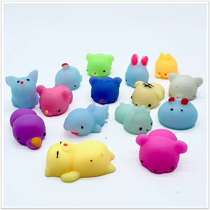Mini Mochi Stretchy Animal Squishies - Slimy Panda Slime Shop