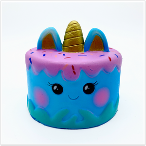 Kawaii Unicake Squishy - Slimy Panda Slime Shop