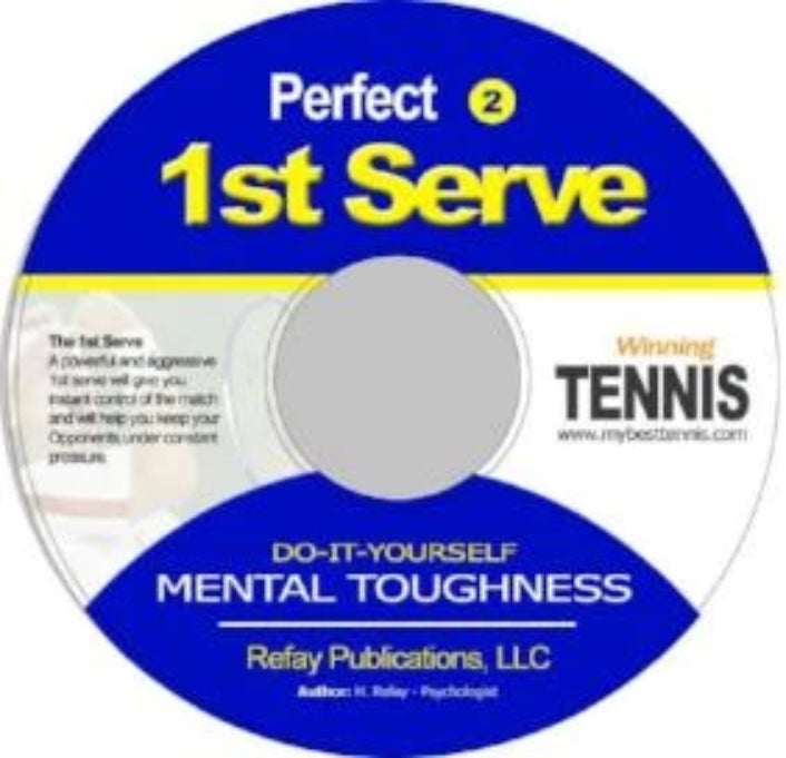 Tennis Mental Toughness 2 1st serve