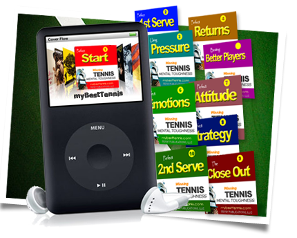 All you need to win more tennis matches (Instant Download)