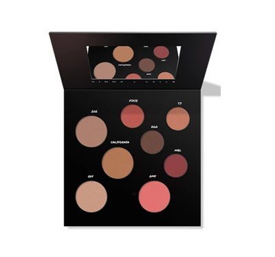 Minuet Palette Bundle with Minuet Lashes - Iced Lychee Tea