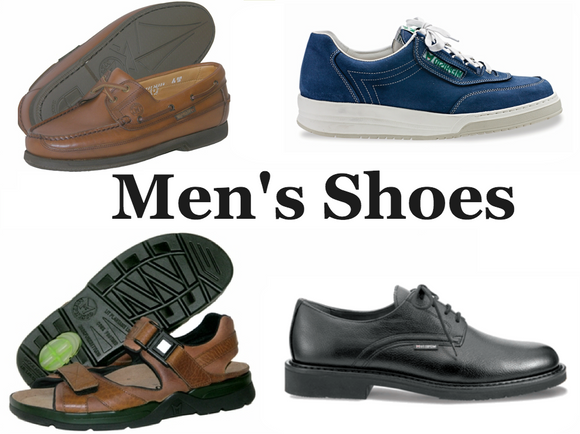 Mephisto Shoes Men's Collection