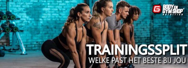 Trainingssplit artikel