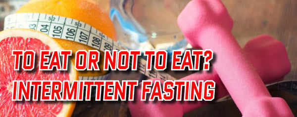 Intermittent Fasting Blog Banner