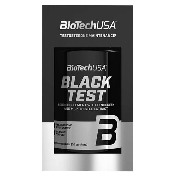 Biotech USA - Black Test