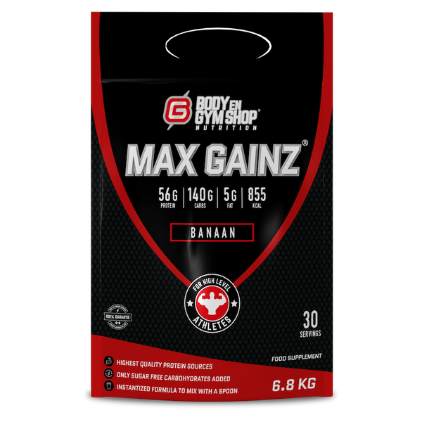 Body & Gym Shop - Max Gainz