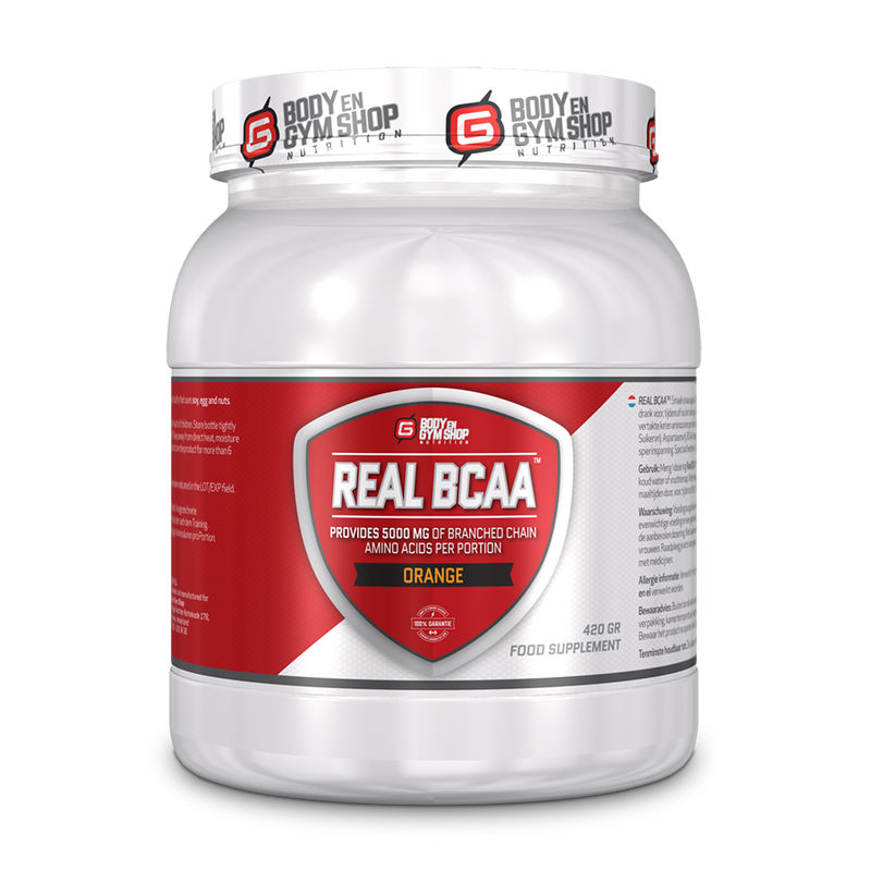 Body & Gym Shop - Real BCAA