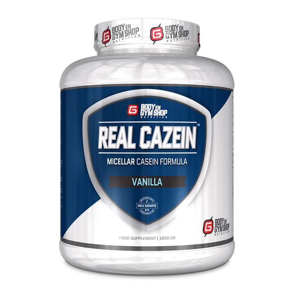 Body & Gym Shop - Real Cazein