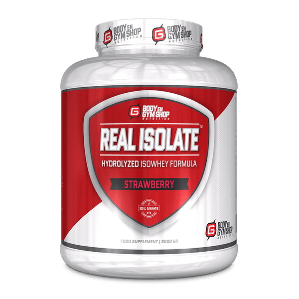 Body & Gym Shop - Real Isolate