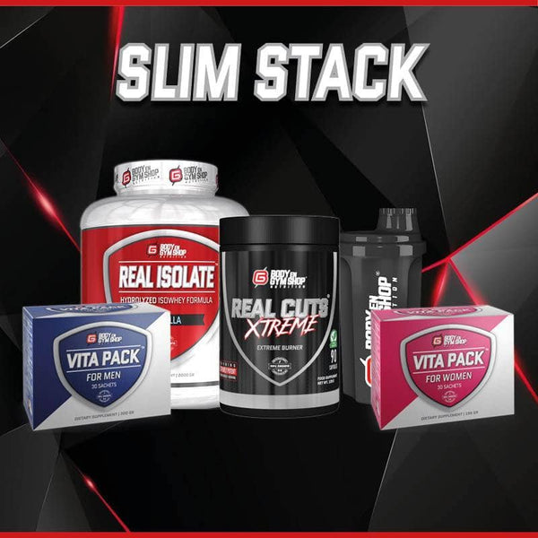 Slim Stack - Real Isolate, Vita Pack & Real Cuts