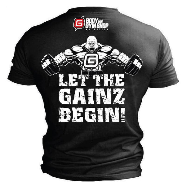 Body & Gym Shop - Let the Gainz Begin