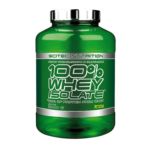 Scitec - 100% Whey Isolate