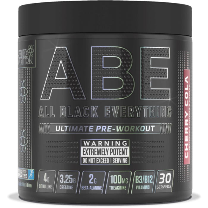 Applied Nutrition - ABE Pre-Workout - 315 gram (30 Servings) / Cherry Cola - Pre-Workout