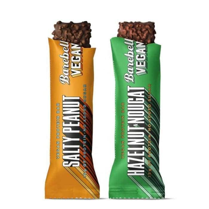 Barebells - Vegan Protein Bar - Repen