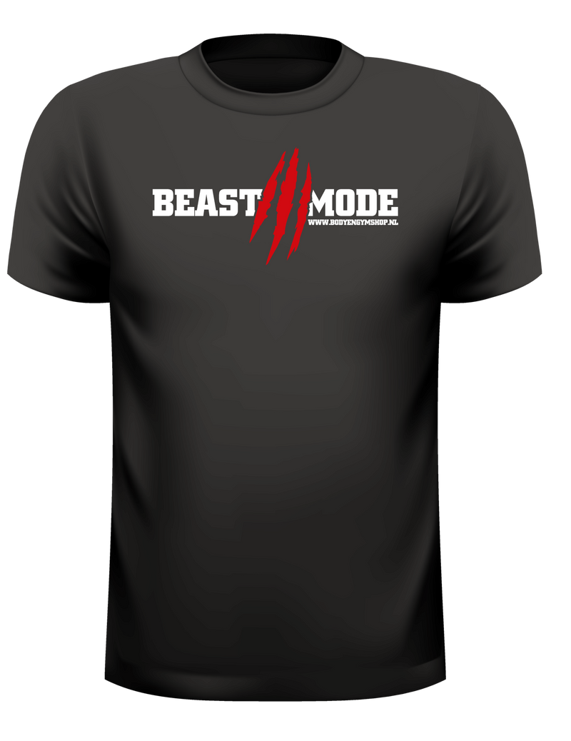 Body & Gym Shop - Beastmode T-Shirt
