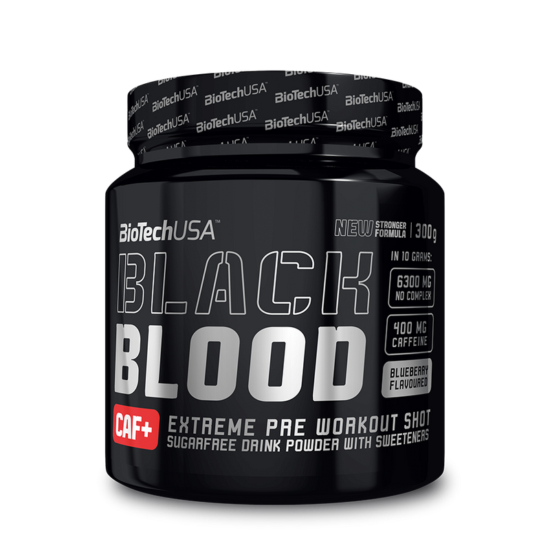 Biotech USA - Black Blood + CAF