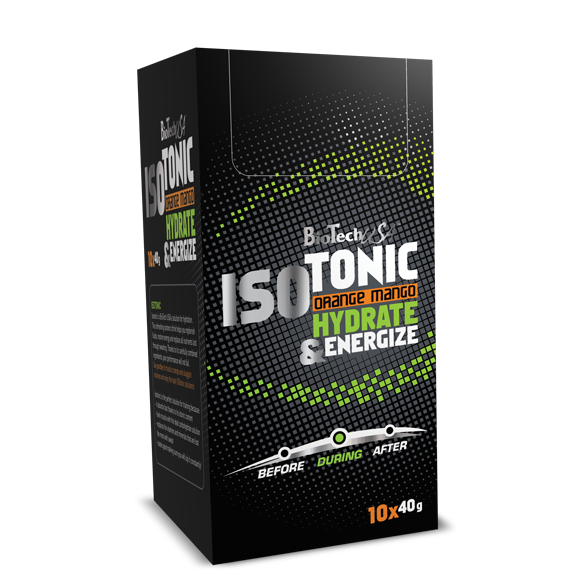 Biotech USA - Isotonic Sport Drink