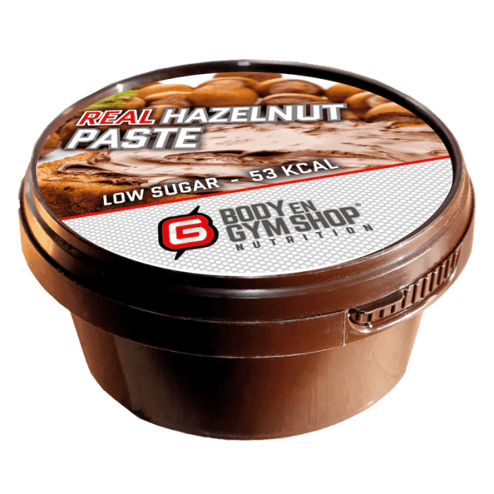Body & Gym Shop - Real Hazelnut Paste