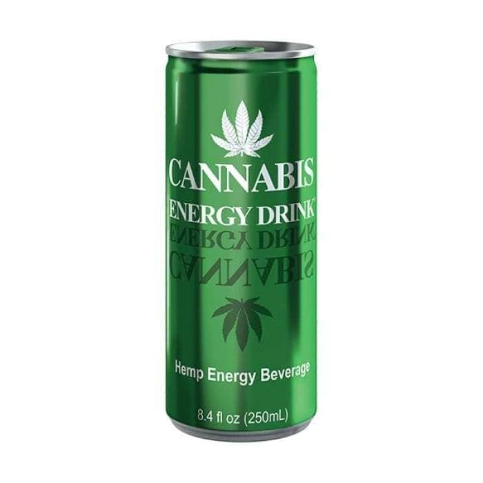 Cannabis Energy Drink - Energie