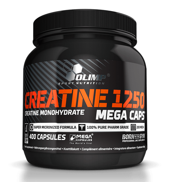 Olimp - Creatine 1250 Mega Caps