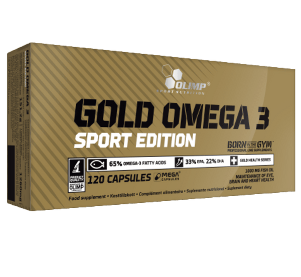 Olimp - Gold Omega 3 Sport Edition