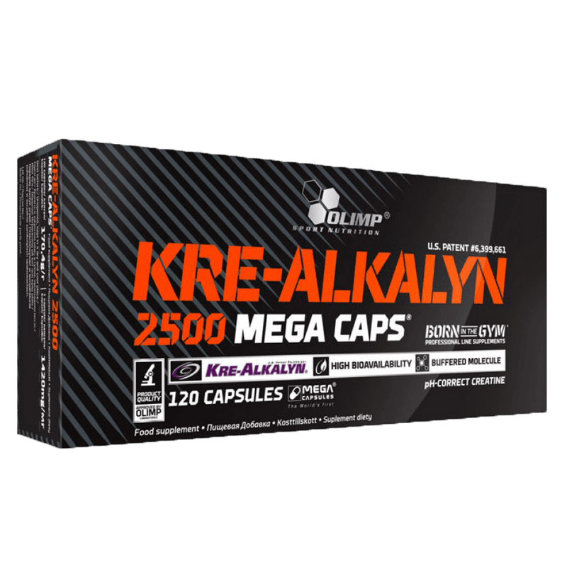 Olimp - Kre-Alkalyn 2500 Mega Caps