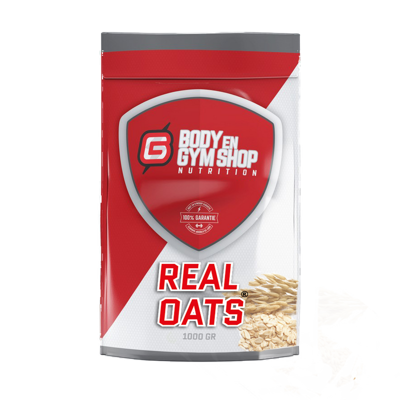 Body & Gym Shop - Real Oats