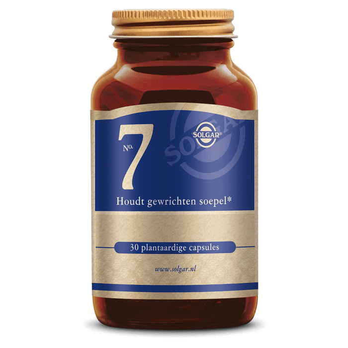 Solgar Vitamins - Number NO.7 - Joint Support