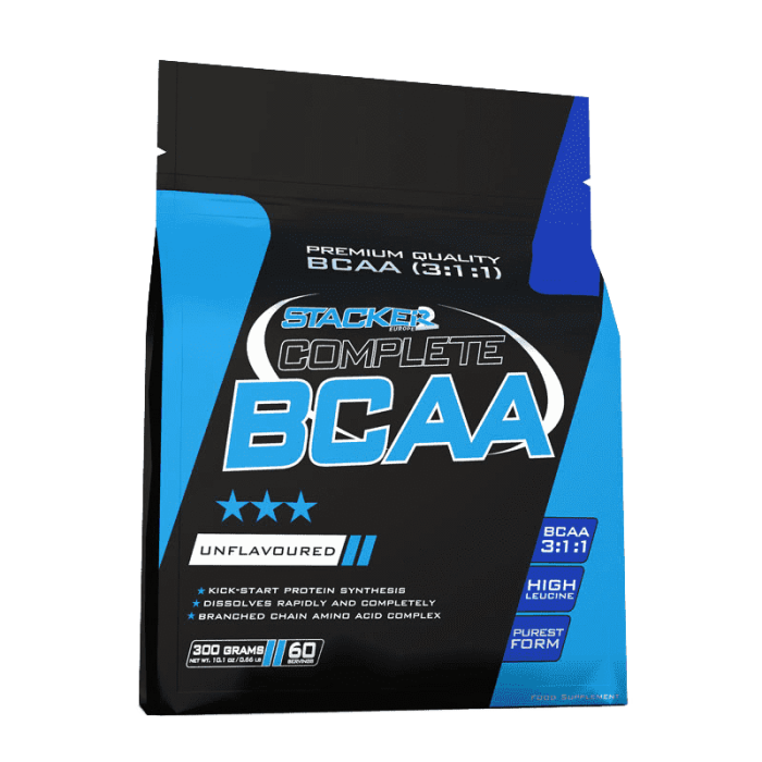 Stacker - Complete BCAA - BCAA