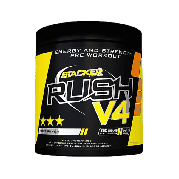Stacker - Rush V4 - Pre-Workout