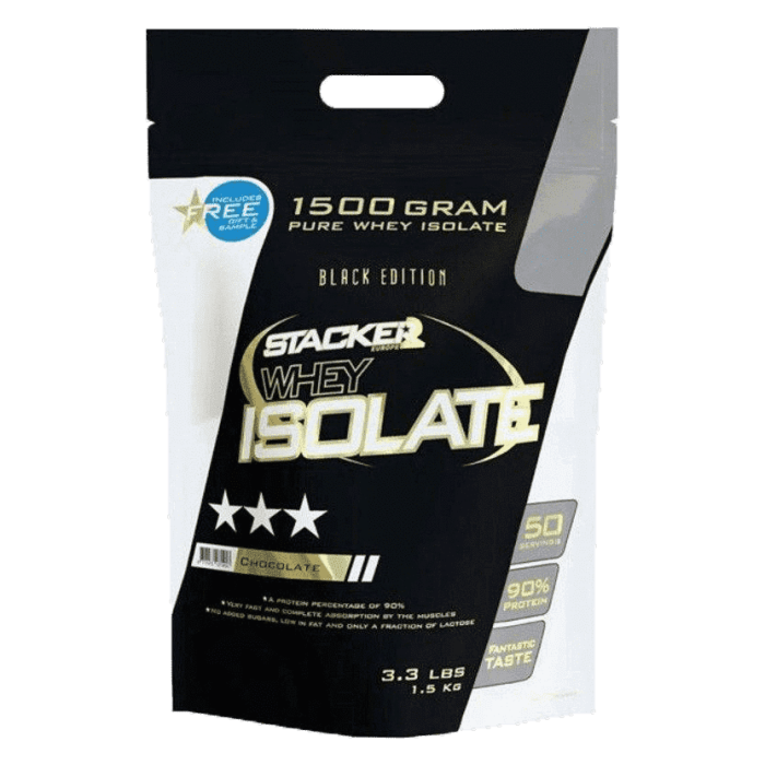 Stacker - Whey Isolate - Whey-Isolaat
