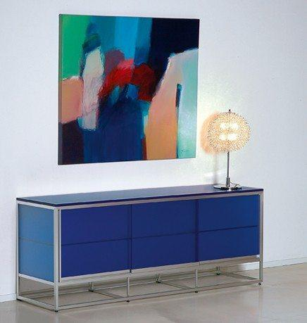BIS Sideboard vitrinekast - Tom Kantoor & Projectinrichting
