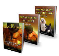 The Alkaline Life Diet Series, The Alkaline Life, The Alkaline Life Diet Vol 2, The Alkaline Life Diet For Dogs,By Flip Mcgyver,Ebook, Audio Book, Now Available,