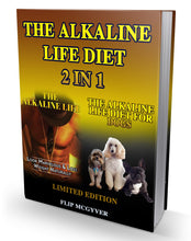 Load image into Gallery viewer, THE ALKALINE LIFE 2 BOOKS IN 1