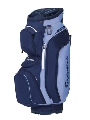TaylorMade Supreme Cart Bag - Blue/Navy