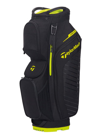 TaylorMade Cart Lite Bag - Black/Neon Lime