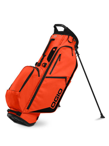 Ogio Fuse 4 Stand Bag - Neon