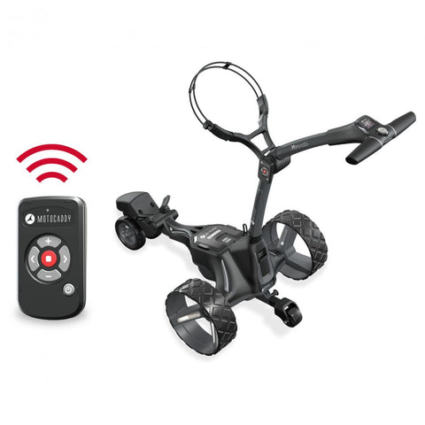 NEW...Motocaddy M7 Remote Electric Golf Buggy