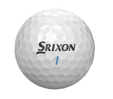 Srixon Ultisoft Golf Balls - 3 Dozen White
